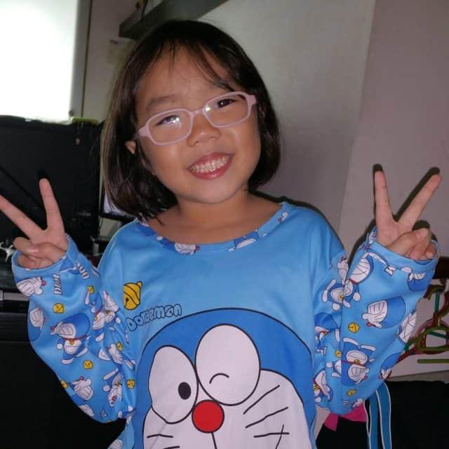 Happy CNY from Athina the Doraemon