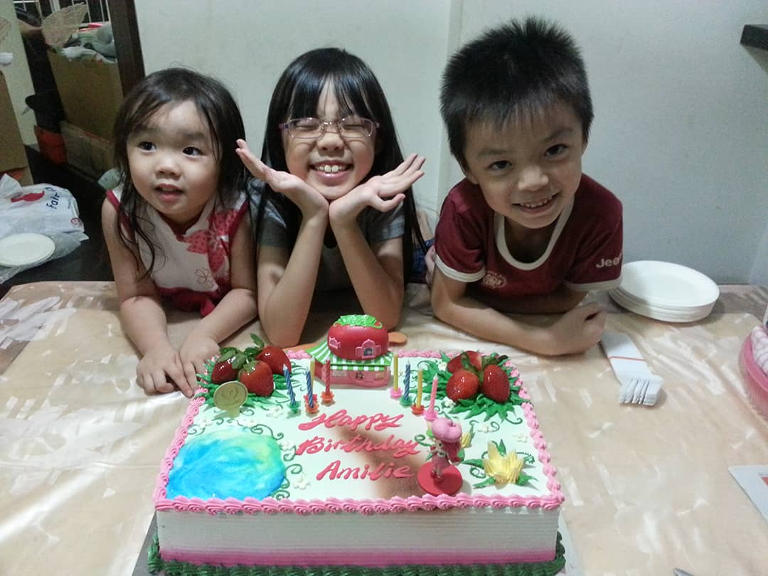Amilie Birthday 3