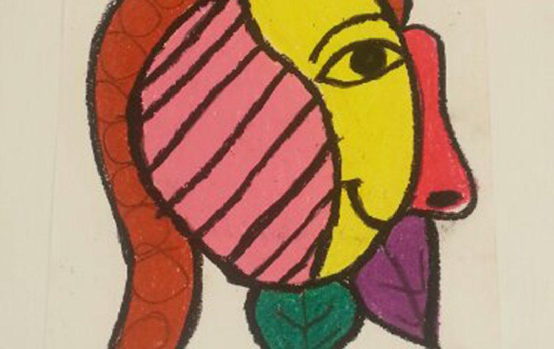 Amilie's Art Piece